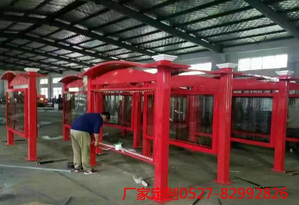 深圳102臺滾動燈箱宣傳欄準備發貨